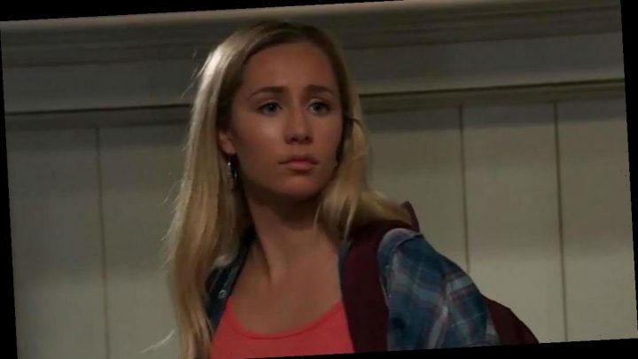 General Hospital: Is Josslyn's grief over Oscar becoming too much?