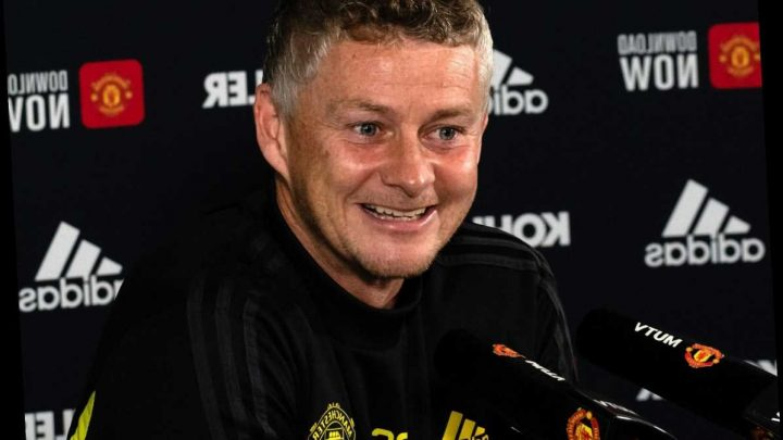 Solskjaer hails Man Utd's transfer business for 'completing jigsaw' with Harry Maguire and building for future with Dan James and Aaron Wan-Bissaka – The Sun