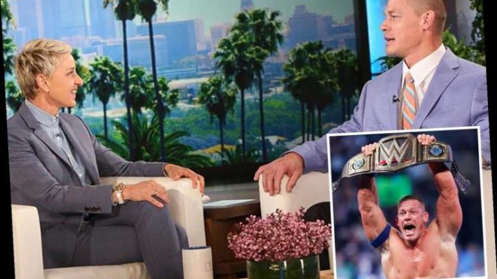 John Cena 'hasn't taken a vacation, ever' as wrestling legend opens up about unrelenting schedule with WWE and Hollywood on the Ellen Show – The Sun