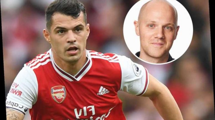 Xhaka is Arsenal's worst-ever captain… anybody who rates him knows nothing about football, including Unai Emery – The Sun