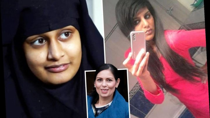Families of Brit ISIS jihadis are 'plotting to smuggle them from Syria back to UK' intelligence sources claim – The Sun