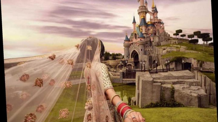 Disneyland goes Bollywood at couple's 2-day 'fairy tale' wedding