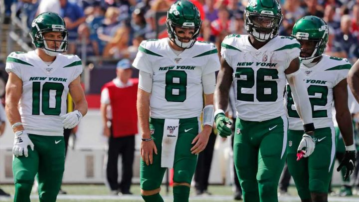 Sam Darnold isn't enough to save these Jets