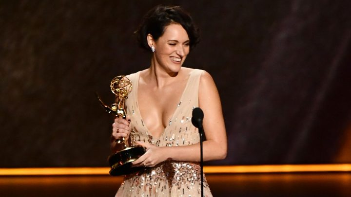 Phoebe Waller-Bridge gives hilarious speeches after double Emmys 2019 win