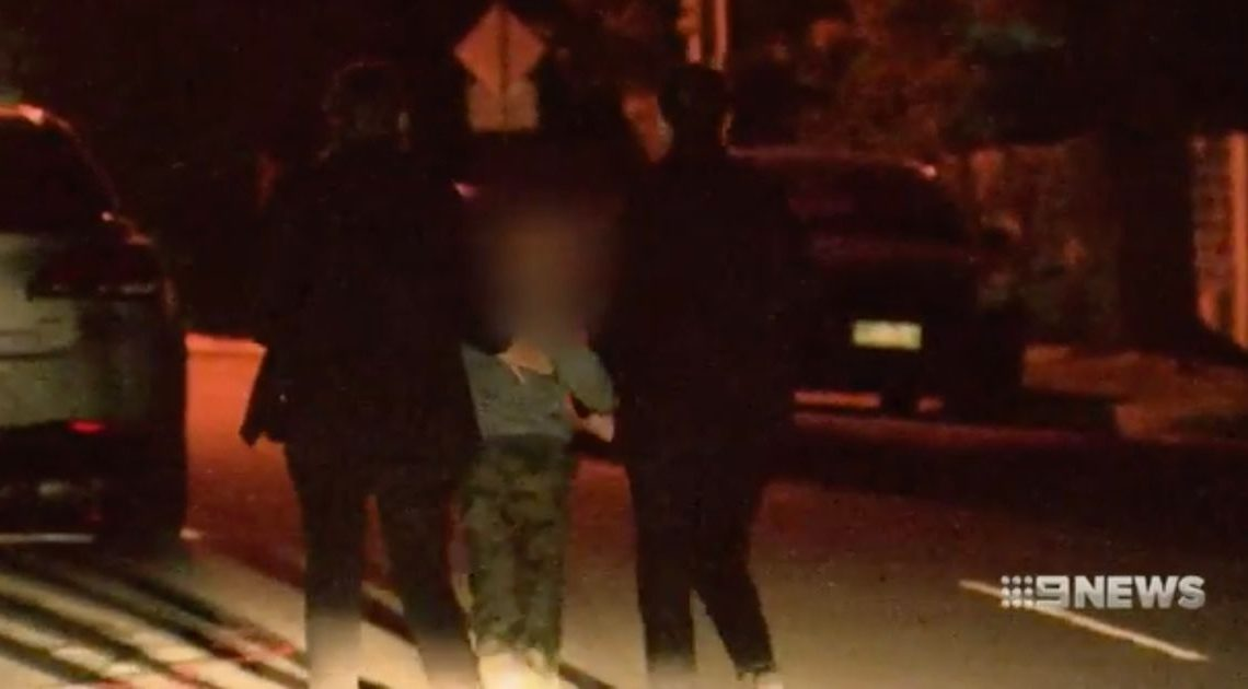Dad accused of stabbing mum to death before killing himself as son, 8, watched