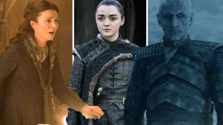 Game of Thrones: Catelyn Stark died protecting Arya from Night King in cut scene