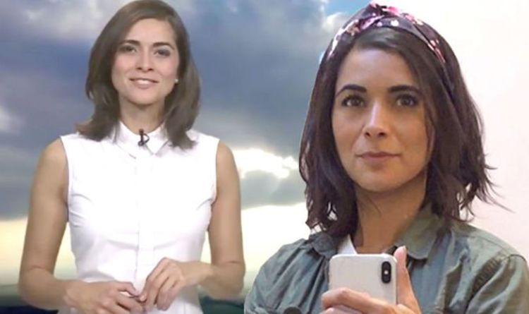 Lucy Verasamy: 'I don't have a car' ITV weather star speaks out on lifestyle away from TV