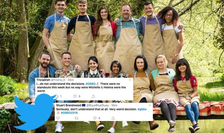 Great British Bake Off fans furious over double-elimination twist: 'Absolute joke!'