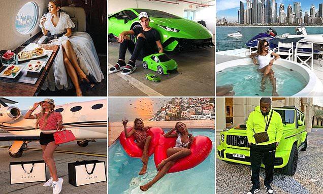 Rich Kids of Instagram share envy-inducing snaps of summer getaways