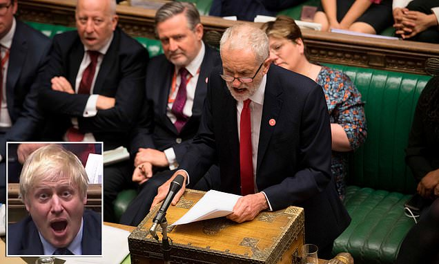 Senior Labour MPs slam Corbyn as he mulls election BEFORE Brexit