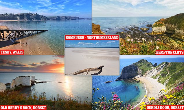 Photographer's competition shows UK beaches beat the Caribbean