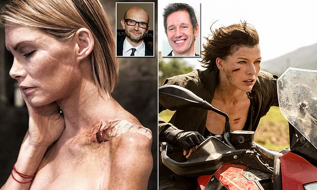 Stunt woman injured on set of Resident Evil sues film producers