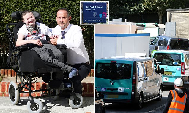 Angry parents say disabled children traumatised by new taxi service