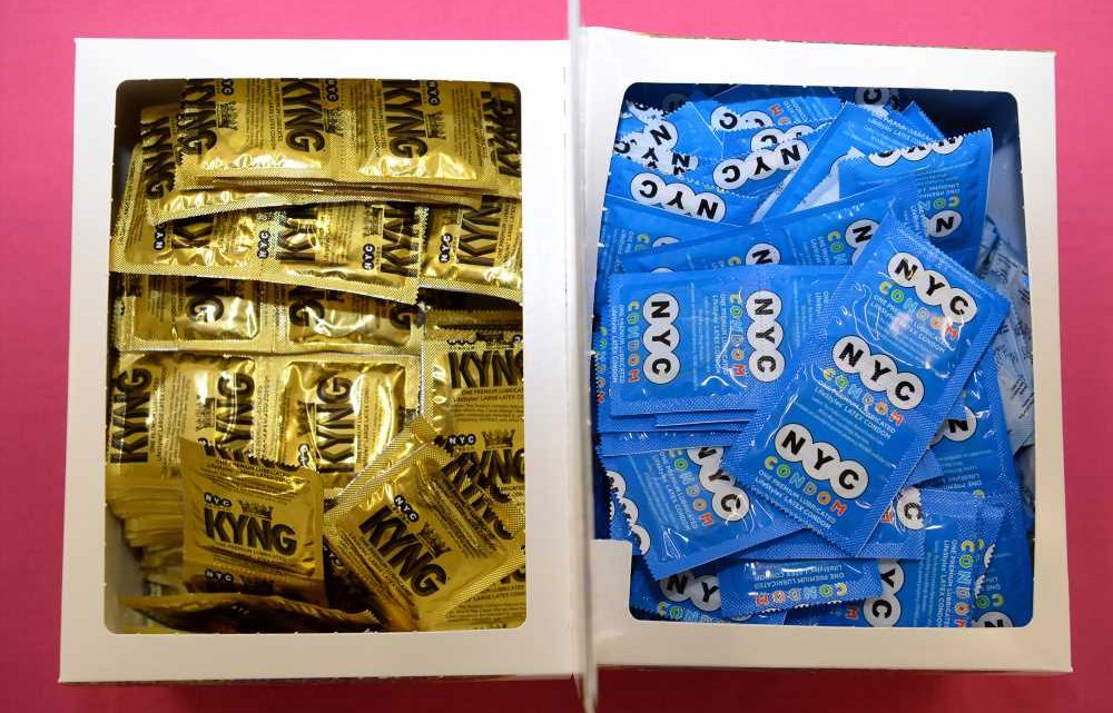 NYC's free condom distribution efforts going flaccid