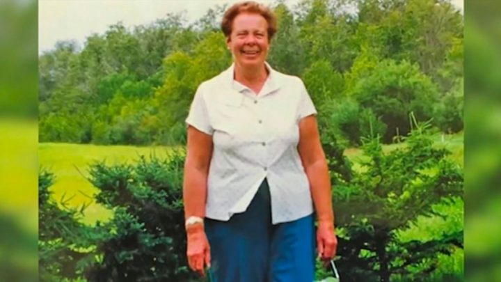 Boy, 13, leads police to body of 69-year-old woman who went missing 27 years ago