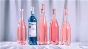 Billie Is Launching A Blue Wine That's 13% Cheaper Than Rosé Because Of The Pink Tax