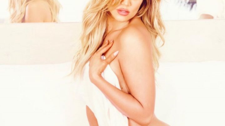 Khloé Kardashian Poses Nude for Kourtney Kardashian's Poosh: See the Photo from the Star's Sexy Shoot