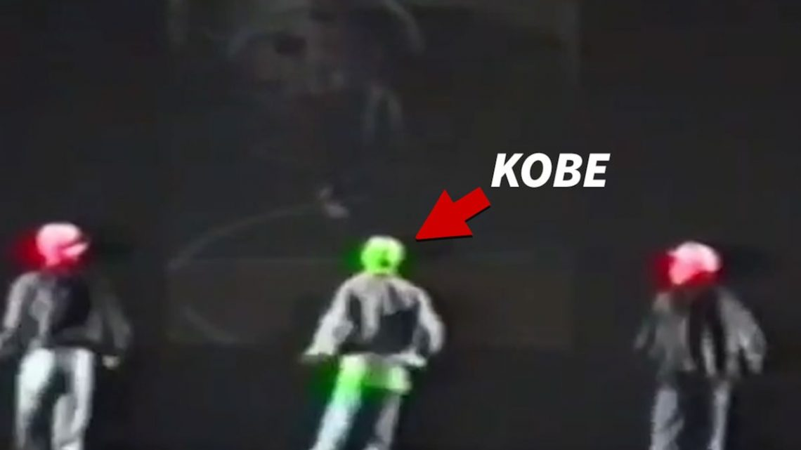 Kobe Bryant Posts Amazing Dance Video After Blowback For Calling Out 7th Grader
