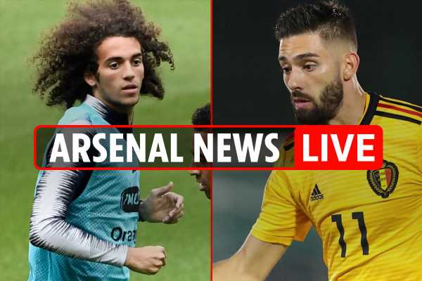 7.30am Arsenal news LIVE: Carrasco 'to leave China', Europa League details confirmed, Guendouzi praised by Deschamps – The Sun