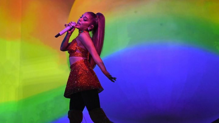 Ariana Grande Is More Obsessed With Halloween Than All of America Combined