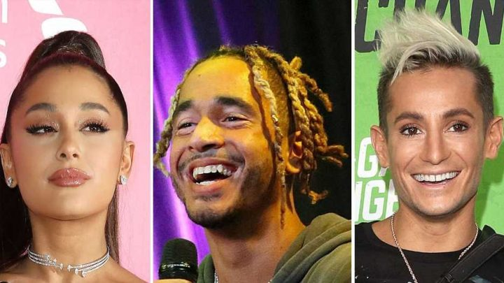 Ariana Grande Is Dating Mikey Foster, Brother Frankie Grande Confirms