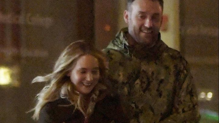 Who is Jennifer Lawrence's fiancé Cooke Maroney, when did they start dating and have they set a date?