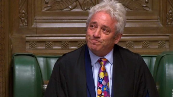 Is John Bercow a Remainer, will he stay on as Speaker and does he have a say on Brexit?