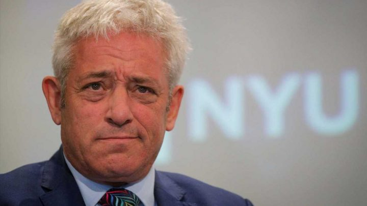 John Bercow claims Tory belt-tightening led to British public voting for Brexit during talk at New York University – The Sun