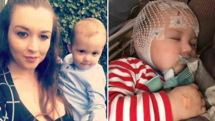 My baby spent 1st birthday battling sepsis, meningitis and encephalitis – because I didn't get him vaccinated – The Sun