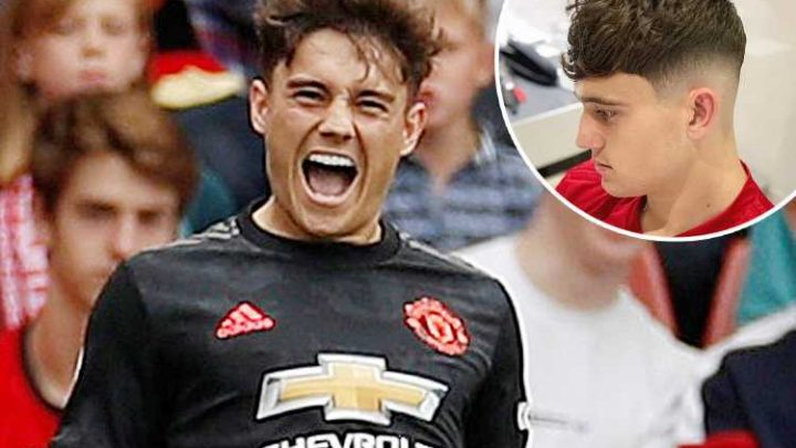 Man Utd star Daniel James travels 400 miles for 'lucky haircuts' in Swansea… and it's working with amazing start to season – The Sun