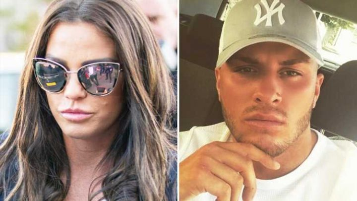 Katie Price forced to deny plans she's making a new sex tape with toyboy Charles for fast cash