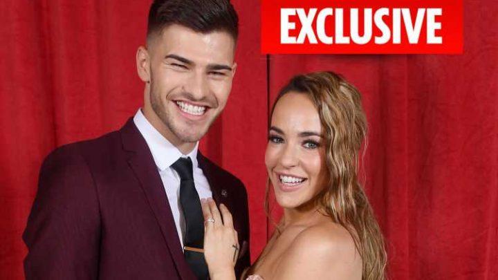 Hollyoaks stars Stephanie Davis and Owen Warner split after nine months of dating – The Sun