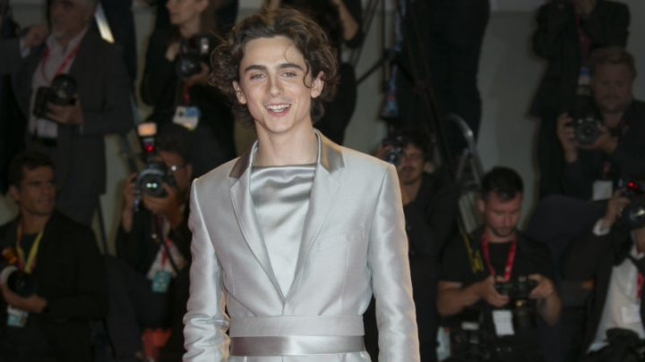 Timothee Chalamet's silver suit and other celebrity cringe moments