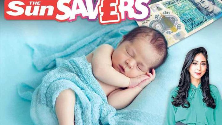 Bring down the costs of having a baby by following our cash-saving tips – plus play to win £50k on the Sun Savers Raffle – The Sun