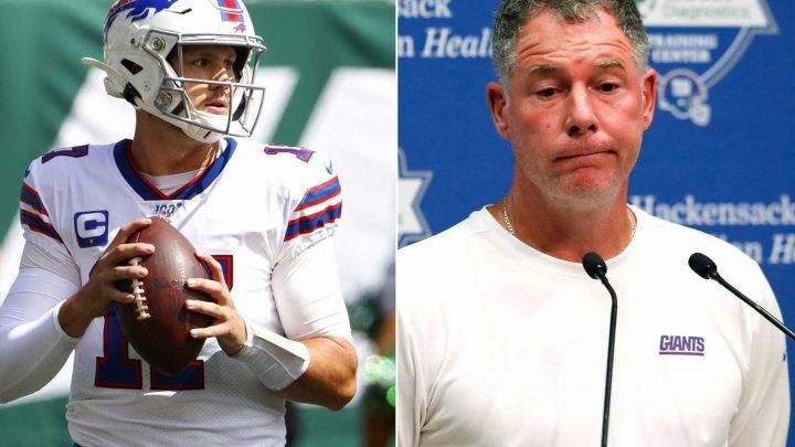 Pat Shurmur's Josh Allen comment catches Bills' attention