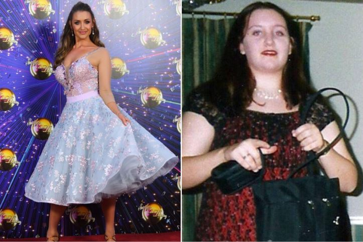 Catherine Tyldesley says Strictly is helping her beat her body demons after avoiding dancing when she was 15 stone – The Sun