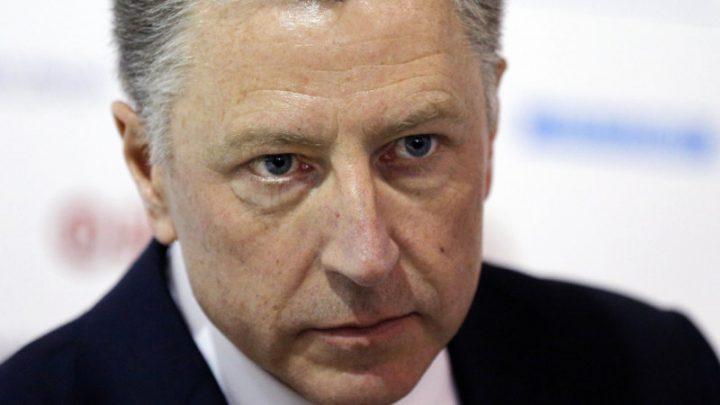 Donald Trump's envoy to Ukraine resigns amid whistleblower scandal