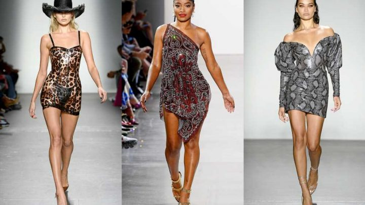 These stars had the sexiest runway looks at New York Fashion Week