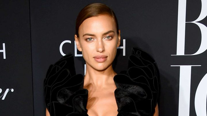 Irina Shayk Wore a $60 Skirt on the Red Carpet and Made It Look Expensive