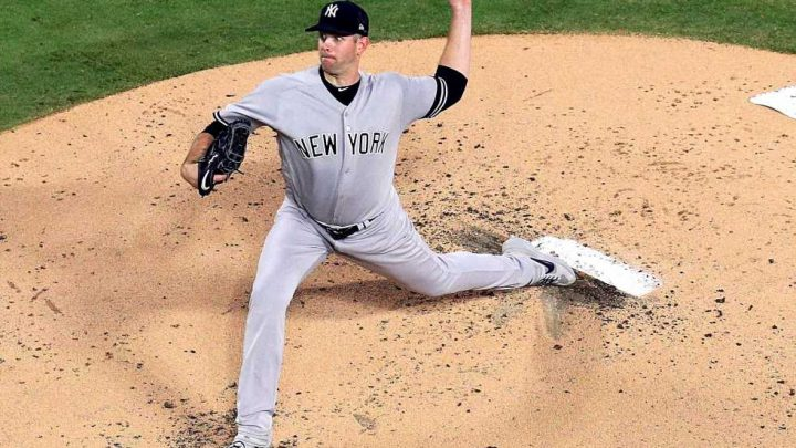 James Paxton's left glute injury dampens Yankees' win