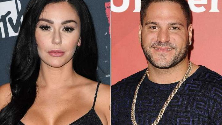 Jersey Shore: Jenni Secretly Invites Ronnie's On-Off Girlfriend to the Strip Club — Without Him