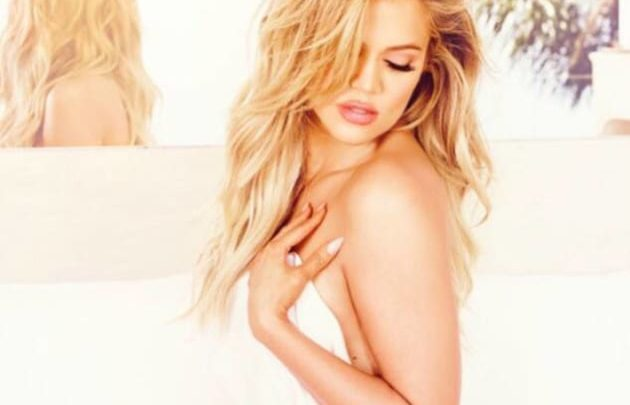 Khloe Kardashian Poses Nude: See What You're Missing, Tristan Thompson?