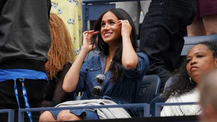 Meghan Markle's U.S. Open Denim Dress Is Already Sold Out — but We Found 6 Adorable Lookalikes