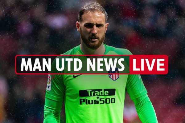 4pm Man Utd news LIVE: Edwin van der Sar set for technical director, Oblak to replace De Gea, James Maddison interest – The Sun