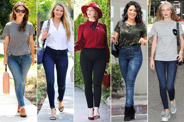 The Old Navy Jeans Everyone (Including Blake Lively) Loves Will Be As Low as $15 This Saturday Only