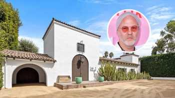 Ryan Murphy Lists Diane Keaton's Former Beverly Hills Mansion