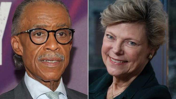 Al Sharpton flubs Cokie Roberts' name in failed tribute tweet
