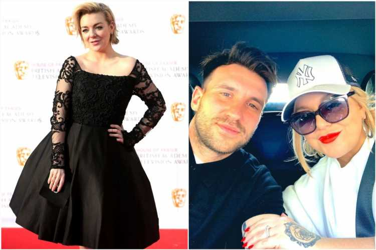 Broody Sheridan Smith reveals she's ready to have children with toyboy fiancé Jamie Horn after working with West End kids