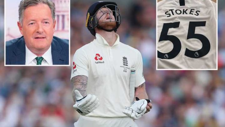 Piers Morgan blames Spurs as new Tottenham fan Ben Stokes is dismissed for just 1 in Ashes – The Sun