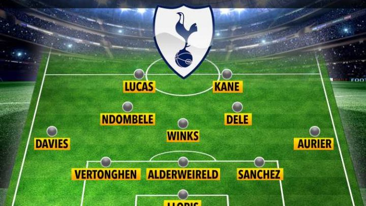 How Spurs could line up at Olympiakos with Ndombele fit again and Lucas Moura ready to fire in the goals again in Champions League – The Sun